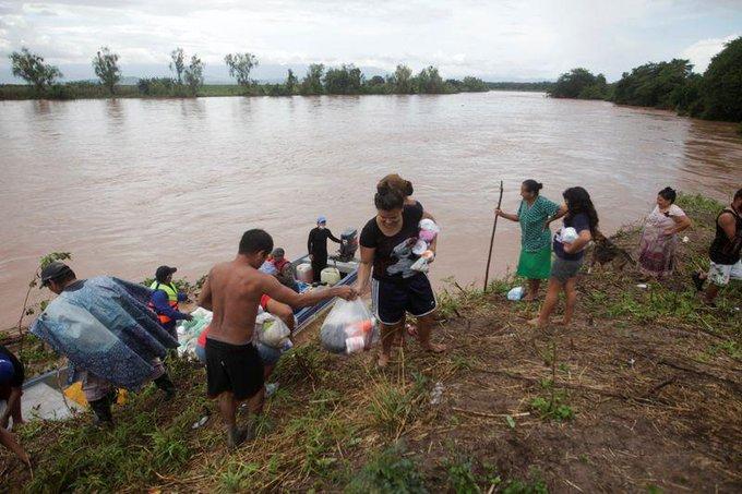 Gobierno desembolsa L. 122 millones a 55 alcaldías para atender emergencias por tormentas