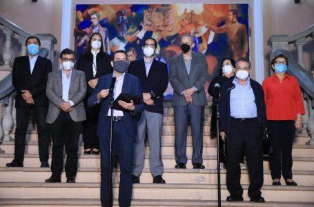 Consejo Consultivo a reunión con la CEPAL para tratar la reconstrucción de Honduras