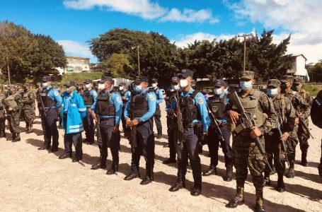 """Autoridades policiales dan inicio al operativo """"Navidad Segura"""" en la capital"""