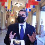 Presidente Hernández consolida apoyo internacional para Honduras en su visita a Washington
