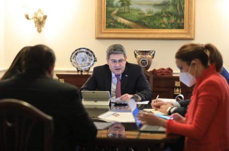 Presidente Hernández agradece a senadores y congresistas de EE.UU. por su apoyo a Honduras