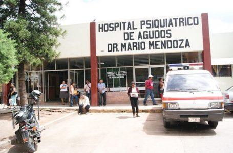 Anuncian paro de labores en los hospitales psiquiátricos para la próxima semana