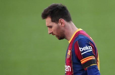 """Por crisis económica, «yo habría vendido a Messi"""": presidente interino del Barcelona"""