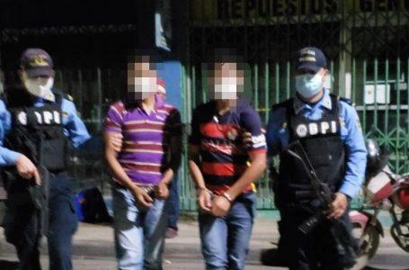 Policía captura a dos sospechosos vinculados con el secuestro del menor Enoc Pérez