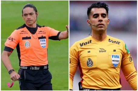 Árbitros mexicanos estarán a cargo de los partidos de equipos hondureños en Concacaf