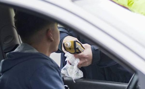 Ihadfa no realizará pruebas de alcoholemia a conductores en temporada de navidad