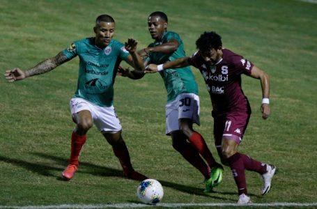 Marathón es eliminado de la Liga Concacaf por el Saprissa