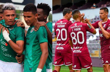 Marathón y Saprissa listos para definir el clasificado a semifinales de Liga Concacaf