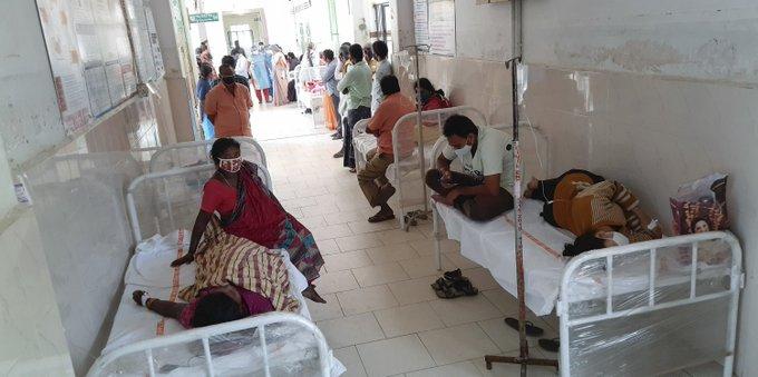Misteriosa enfermedad deja una persona muerta y al menos 300 hospitalizadas en India