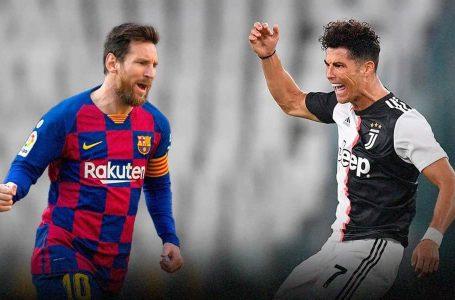Messi-Ronaldo, los viejos rivales se reencuentran en la Champions