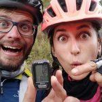 Pareja europea recorre Honduras en bicicleta en un viaje por Latinoamérica