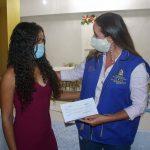 Turismo entrega capital semilla a emprendedores de Tocoa, Colón
