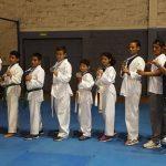 Campeón centroamericano de taekwondo apoya a niños en riesgo social en la capital