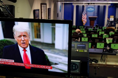 Trump pide a sus partidarios que se «vayan a casa» pero insiste en que le robaron las elecciones