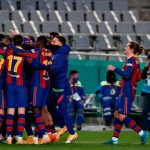 El Barça clasifica a la final de la Supercopa en penales y sintiendo la ausencia de Messi