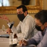 Plan de Reconstrucción será el resultado del consenso nacional: Madero