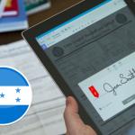 Pandemia lleva a Honduras para una era de digitalización y el uso de la firma electrónica