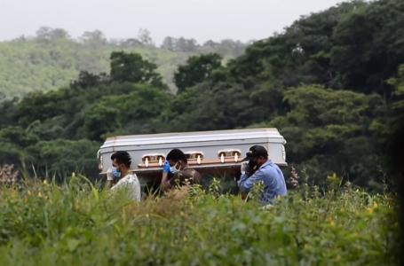 Muertes por coronavirus suben a 6,210 y los contagios ya son 233,916 en Honduras