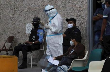 Honduras supera las 9 mil muertes por coronavirus y se acerca a los 344 mil contagios