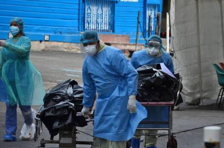 Muertes por coronavirus suben a 6,844 y los contagios ya son 255,663 en Honduras
