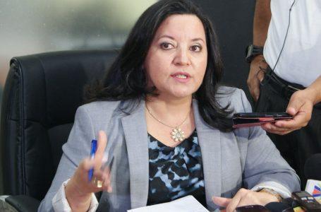 Estoy tranquila porque fui yo quien hizo la denuncia ante la Fiscalía: exministra Batres