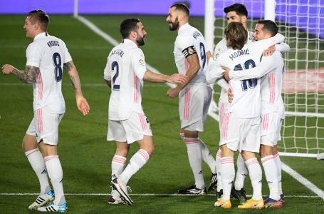El Real Madrid gana al Celta y es líder provisional de LaLiga