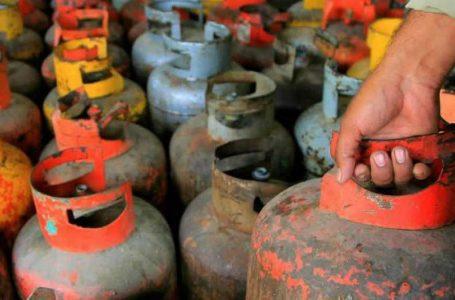 Aumento al cilindro de gas LPG de 25 libras se aplica por ley