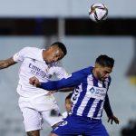 Real Madrid eliminado de la Copa del Rey por el Alcoyano del hondureño Jona Mejía