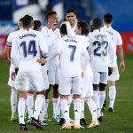 El Real Madrid toma aire venciendo por goleada al Alavés