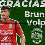 Marathón le dice adiós al argentino Bruno Volpi de cara al próximo torneo