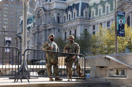 Trump ordenó el envío de la Guardia Nacional a Washington DC para contener los disturbios en el Capitolio