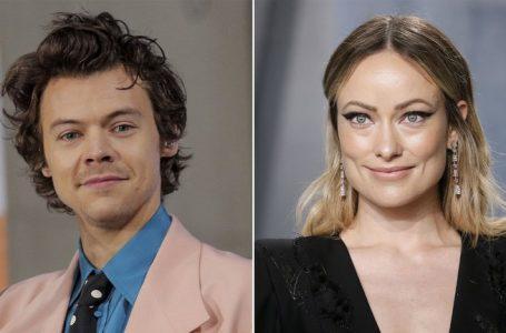 Fotografía confirma el inesperado romance entre Olivia Wilde y Harry Styles