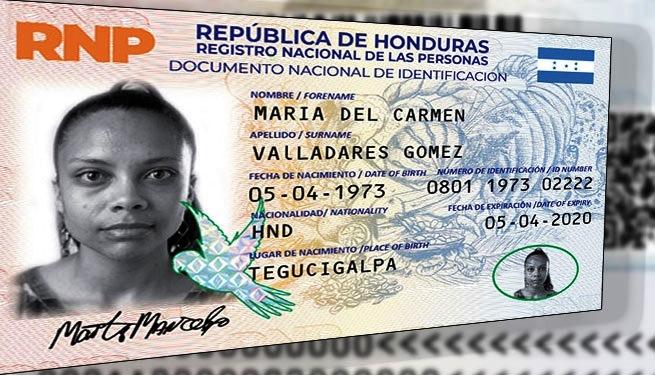 Comisión del RNP asegura que nueva tarjeta de identidad se entregará a finales de este mes