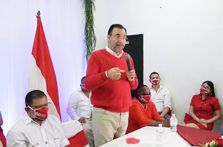 Se volverá a cometer fraude sino cambian a los consejeros del CNE, insiste Luis Zelaya