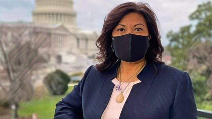 Congresista Norma Torres a Honduras: «Aguanten un poco. Viene un nuevo día»