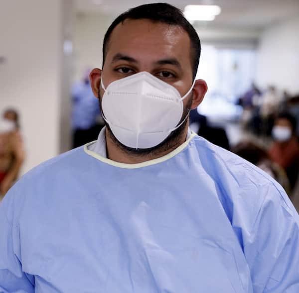 Rony Antúnez asumirá la coordinación del nuevohospital modular