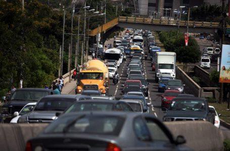 Amnistía vehicular deja hasta el momento recaudación de 73 millones de lempiras