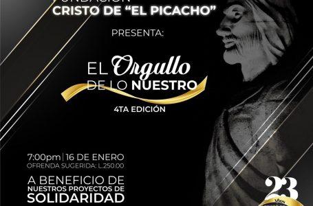 Fundación Cristo de El Picacho presenta el evento cultural «El Orgullo de lo Nuestro»