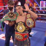 Teófimo López confirmó que no habrá revancha contra Vasyl Lomachenko
