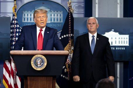 Mike Pence rechazó las presiones de Trump y anunció que certificará victoria de Joe Biden