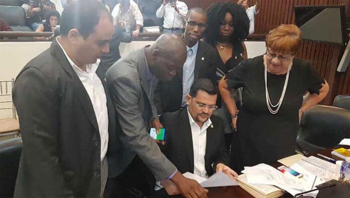 Pinu-SD mantiene su postura en que se apruebe la segunda vuelta electoral