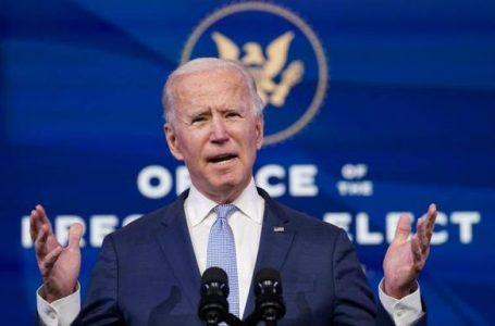 «Esto no es una manifestación, una protesta, esto es insurrección»: Joe Biden