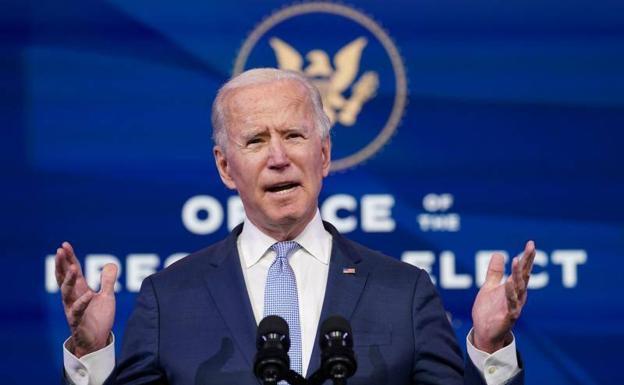 """""""Esto no es una manifestación, una protesta, esto es insurrección"""": Joe Biden"""