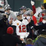 Tom Brady obró el milagro y jugará su décima Super Bowl