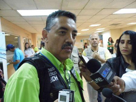 Defensor de DDHH hace un llamado a la comunidad internacional a no brindar apoyo al Gobierno