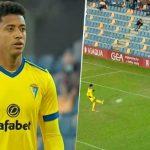 """Cádiz avanza en Copa del Rey vía tanda de penales donde anotó """"Choco"""" Lozano"""