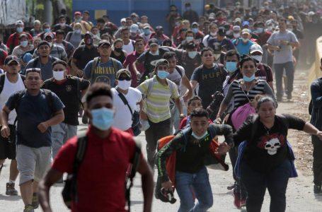 Masiva caravana de migrantes saldría desde Honduras en los próximos días