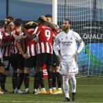 Real Madrid no pudo ante el Athletic y se quedó fuera de la final de Supercopa