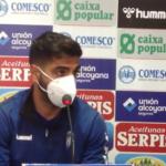 Hondureño Jona Mejía y el Alcoyano sueñan con también eliminar al Athletic de Copa del Rey