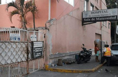 Aumento de casos de Covid mantienen saturados los hospitales del norte del país